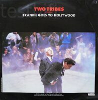"Frankie Goes To Hollywood ‎– Two Tribes (Carnage), Vinyl, 12"", Single, 45 RPM"