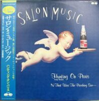 "Salon Music ‎– Hunting On Paris   12"", 45 RPM"