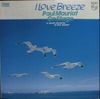 Paul Mauriat ‎– I Love Breeze: Paul Mauriat On Stage PROMO