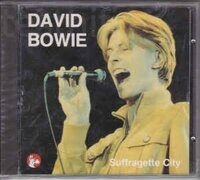 David Bowie ‎– Suffragette City