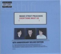 Manic Street Preachers ‎– Everything Must Go  2CD+DVD
