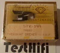 Sharp STY 144 Germany NOS
