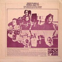 Deep Purple ‎– Perks And Tit, Vinyl, LP, Unofficial Release