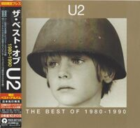 U2 ‎– The Best Of 1980-1990 & B-Sides