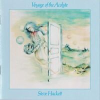 Steve Hackett ‎– Voyage Of The Acolyte