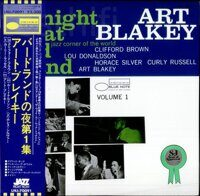 Art Blakey Quintet ‎– A Night At Birdland, Volume 1