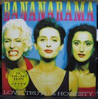 "Bananarama ‎– Love, Truth & Honesty,  Vinyl, 12"", 45 RPM"